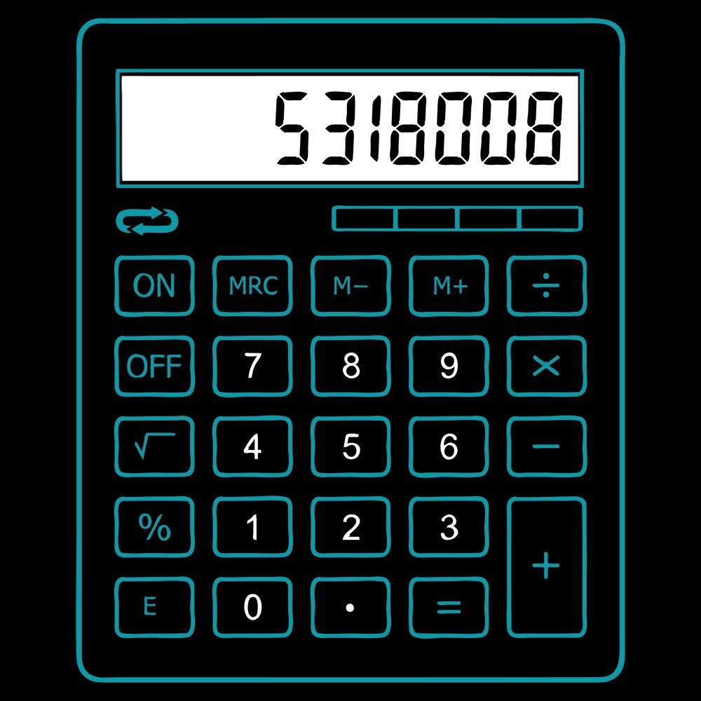 5318008 Calculator