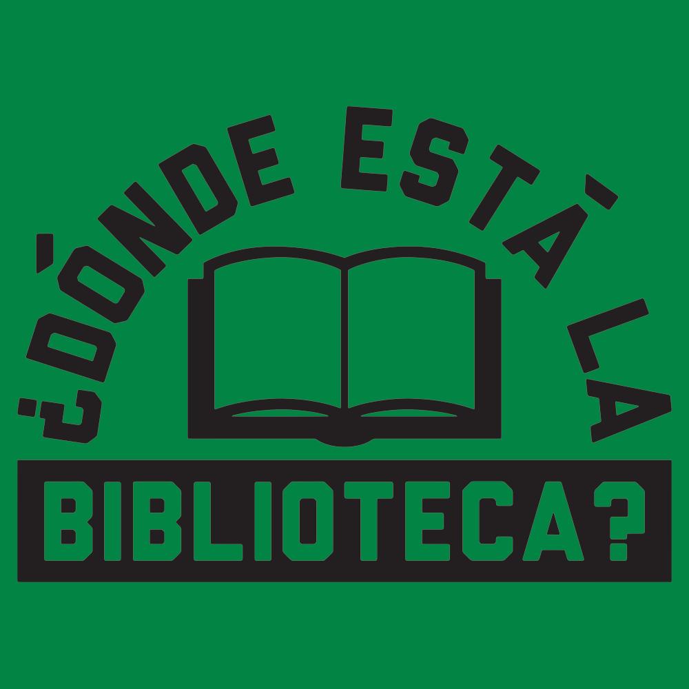 Donde Esta La Biblioteca?