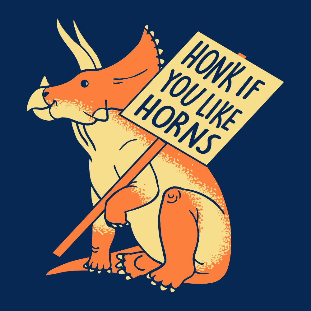 Honk If You Like Horns