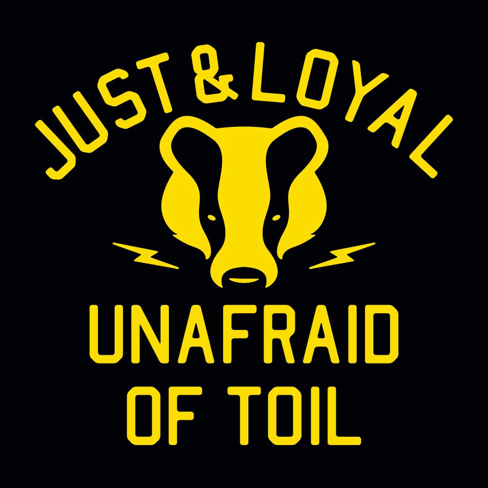 Just And Loyal, Unafraid Of Toil