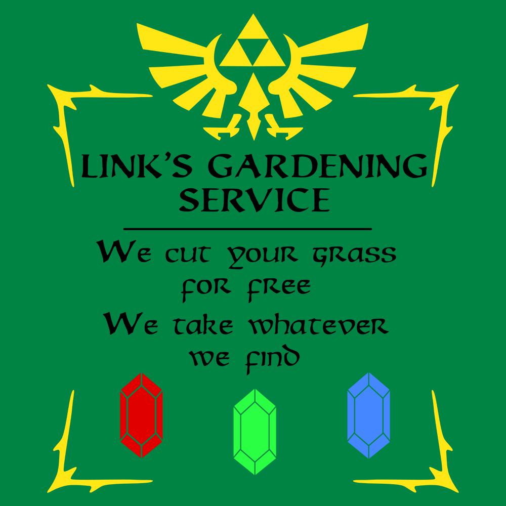 Link's Gardening Service