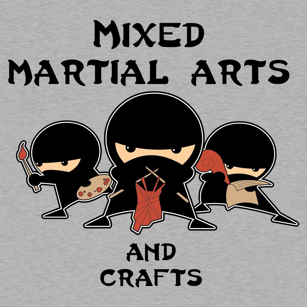 Mixed Martial Arts and Crafts