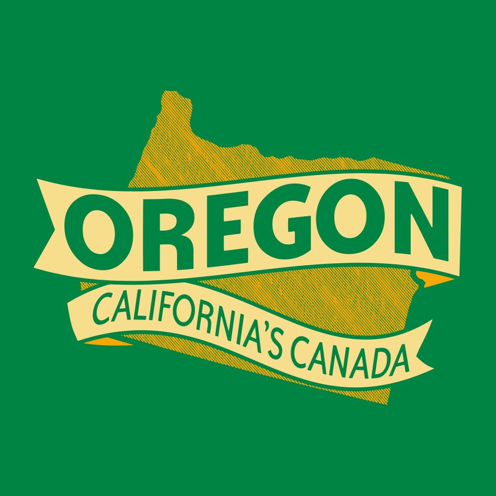 Oregon California's Canada