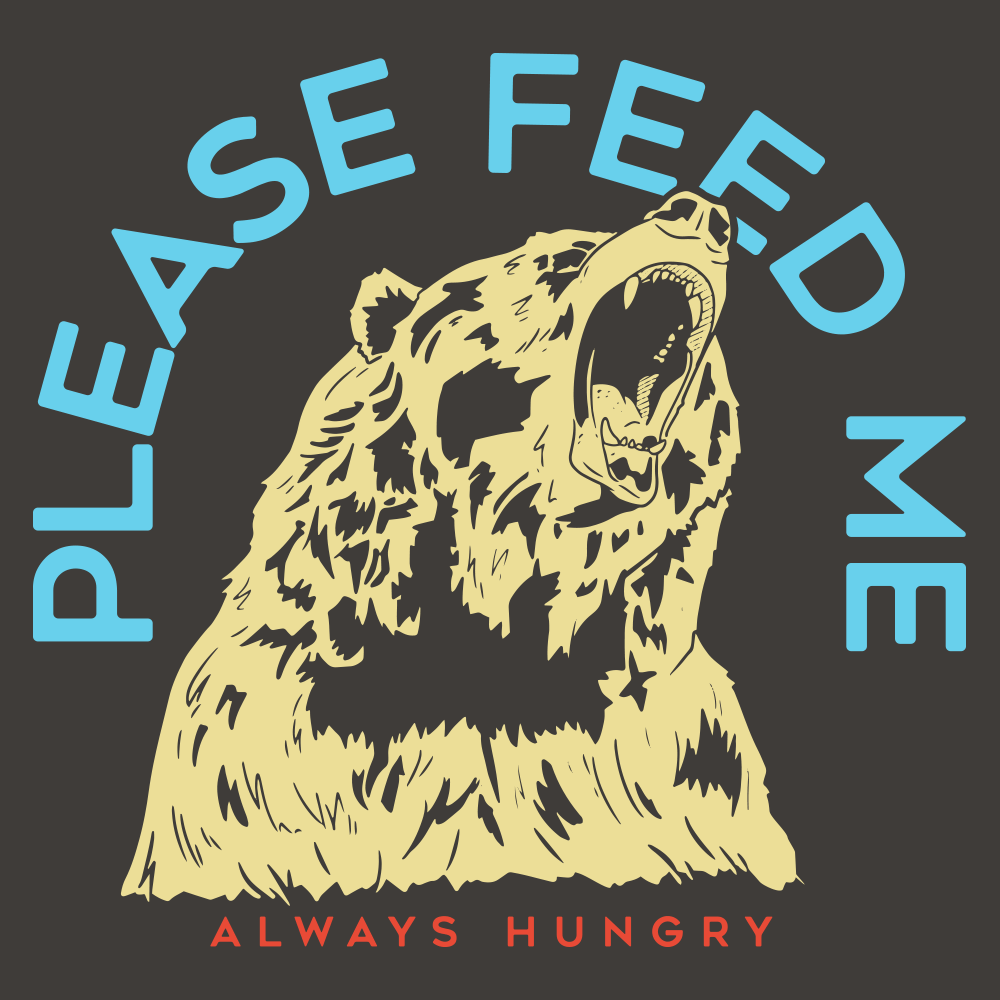Please Feed Me, Always Hungry