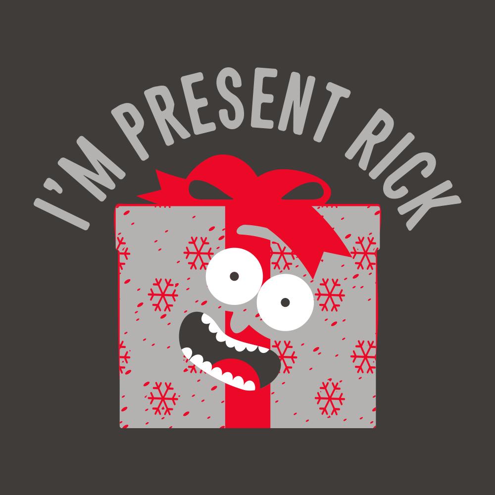 I'm Present Rick