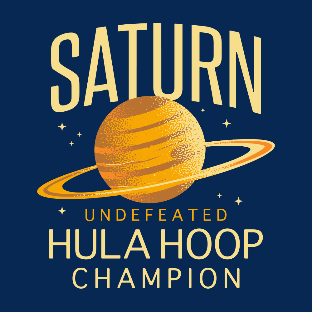 Undefeated Hula Hoop Champion
