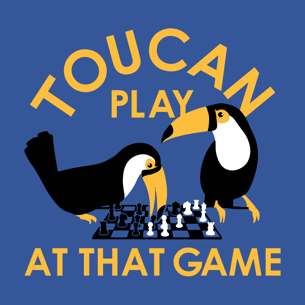 Toucan Play At That Game