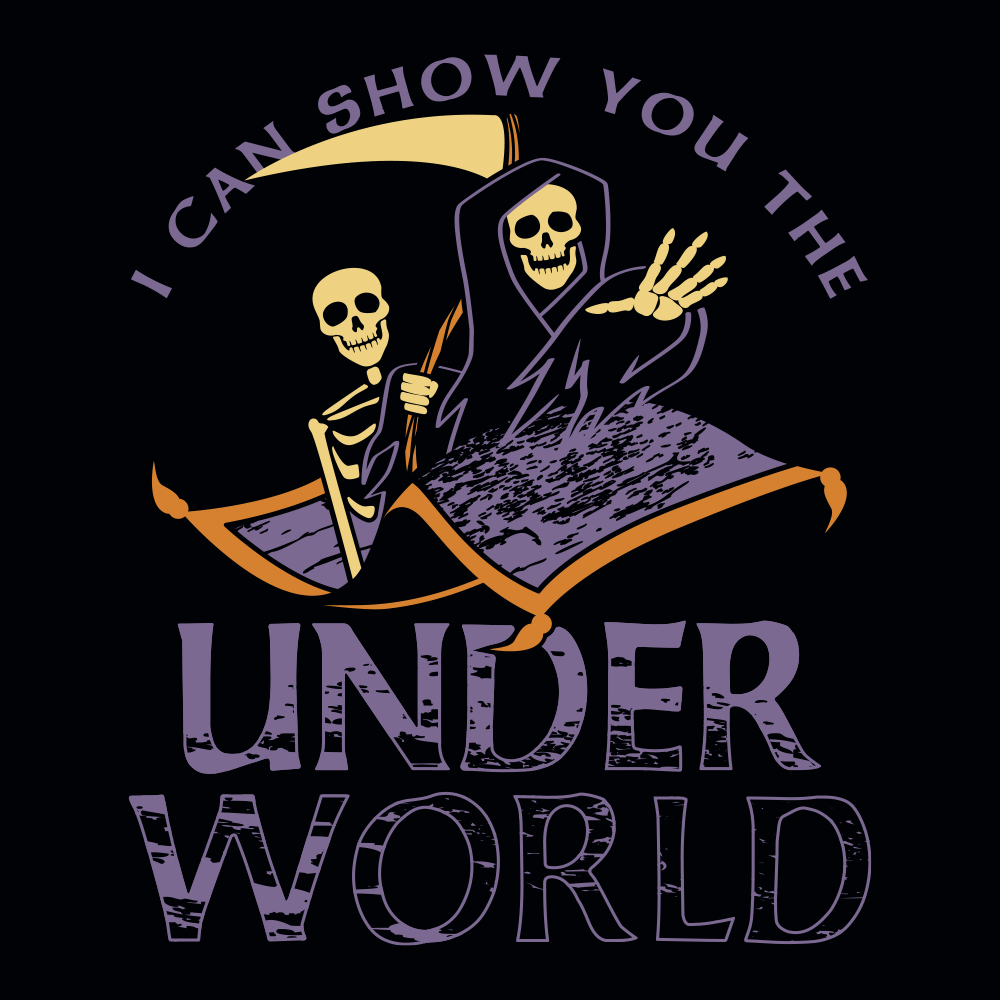 I Can Show You The Under World