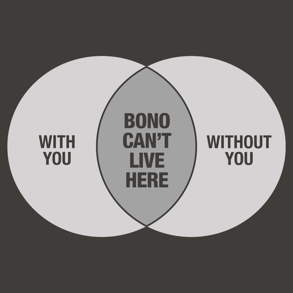 Bono Can't Live Here