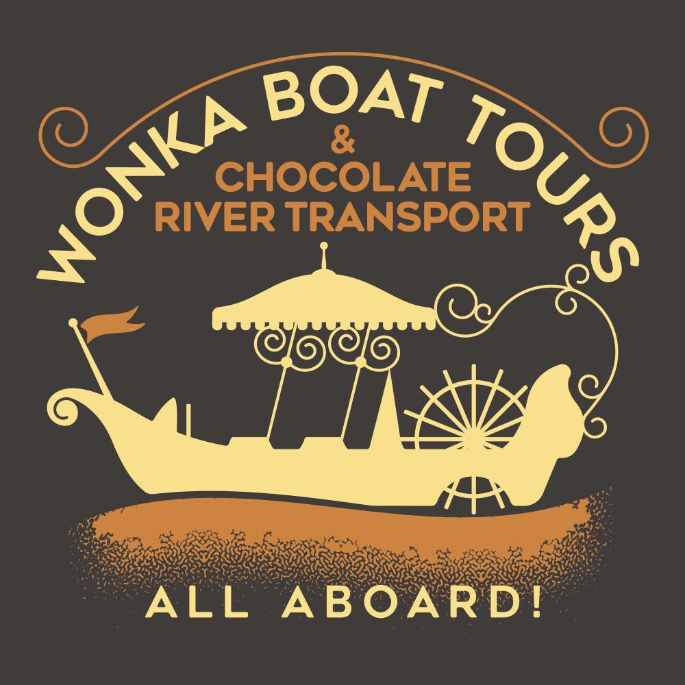 Wonka Boat Tours