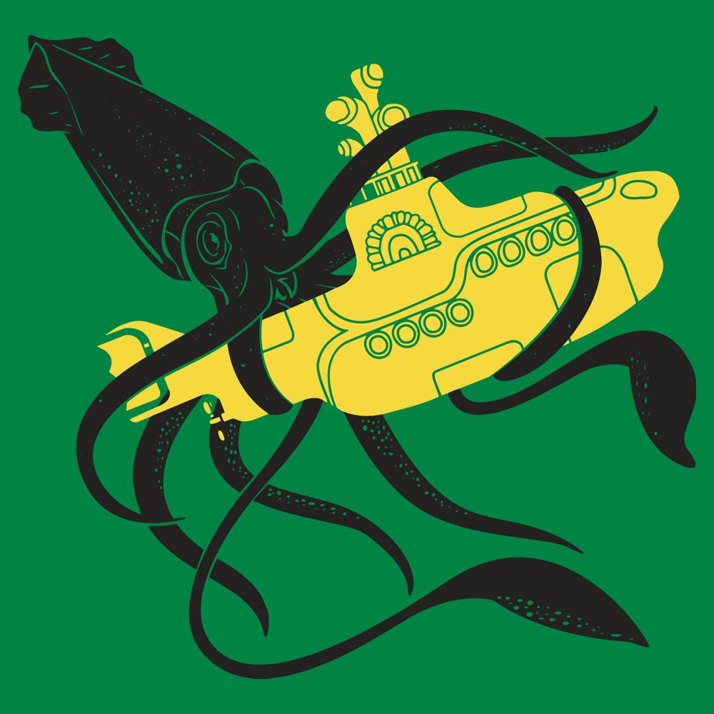 Squid Sub Battle