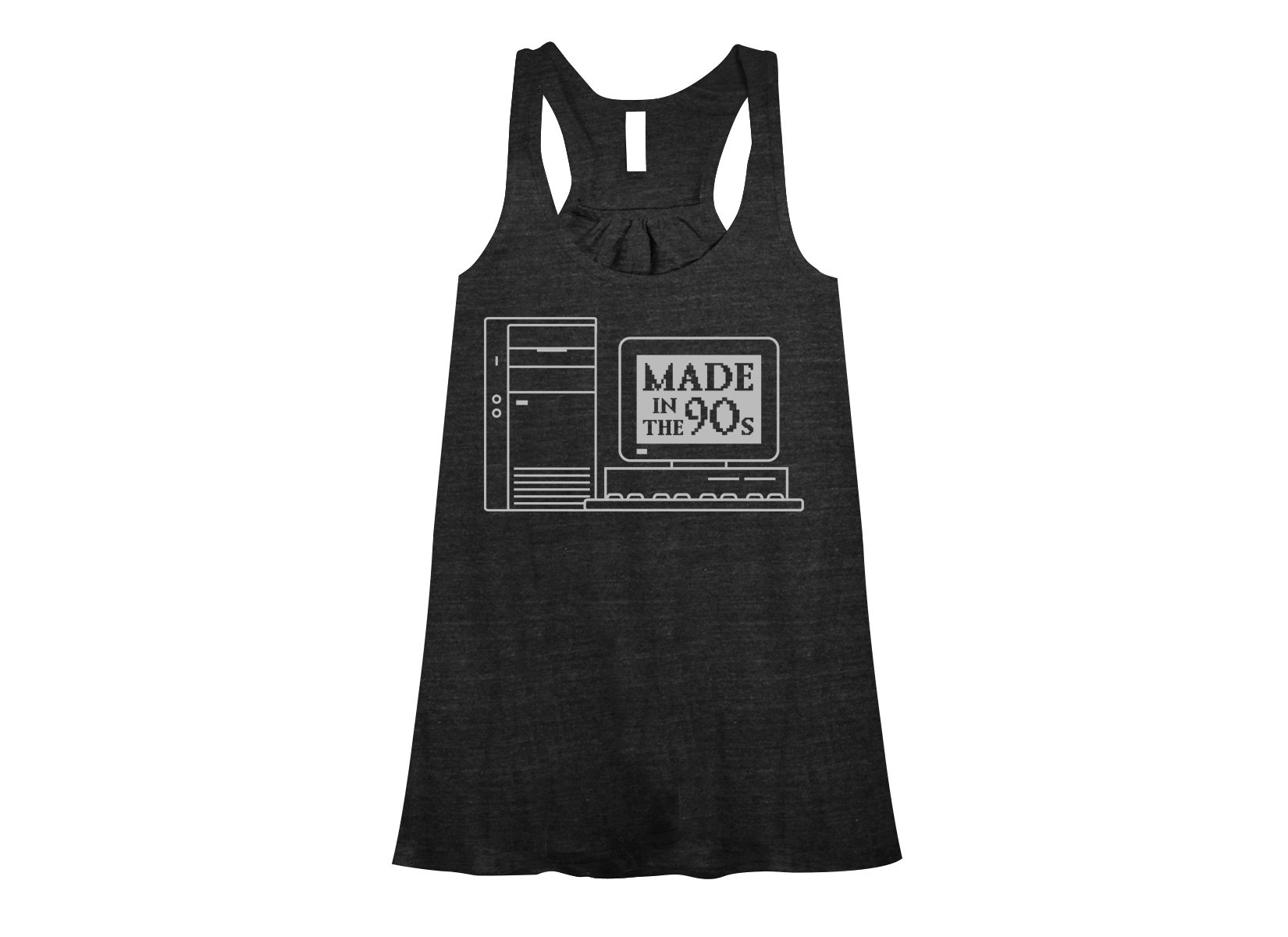 Made In The 90s on Womens Tanks T-Shirt