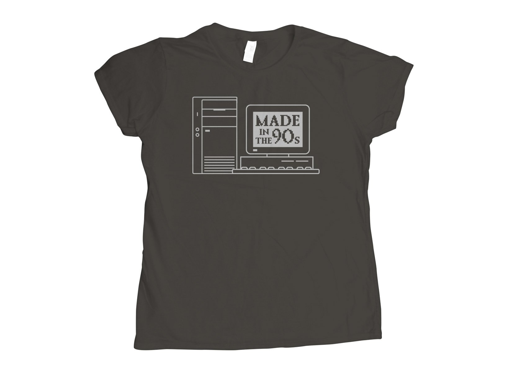 Made In The 90s on Womens T-Shirt