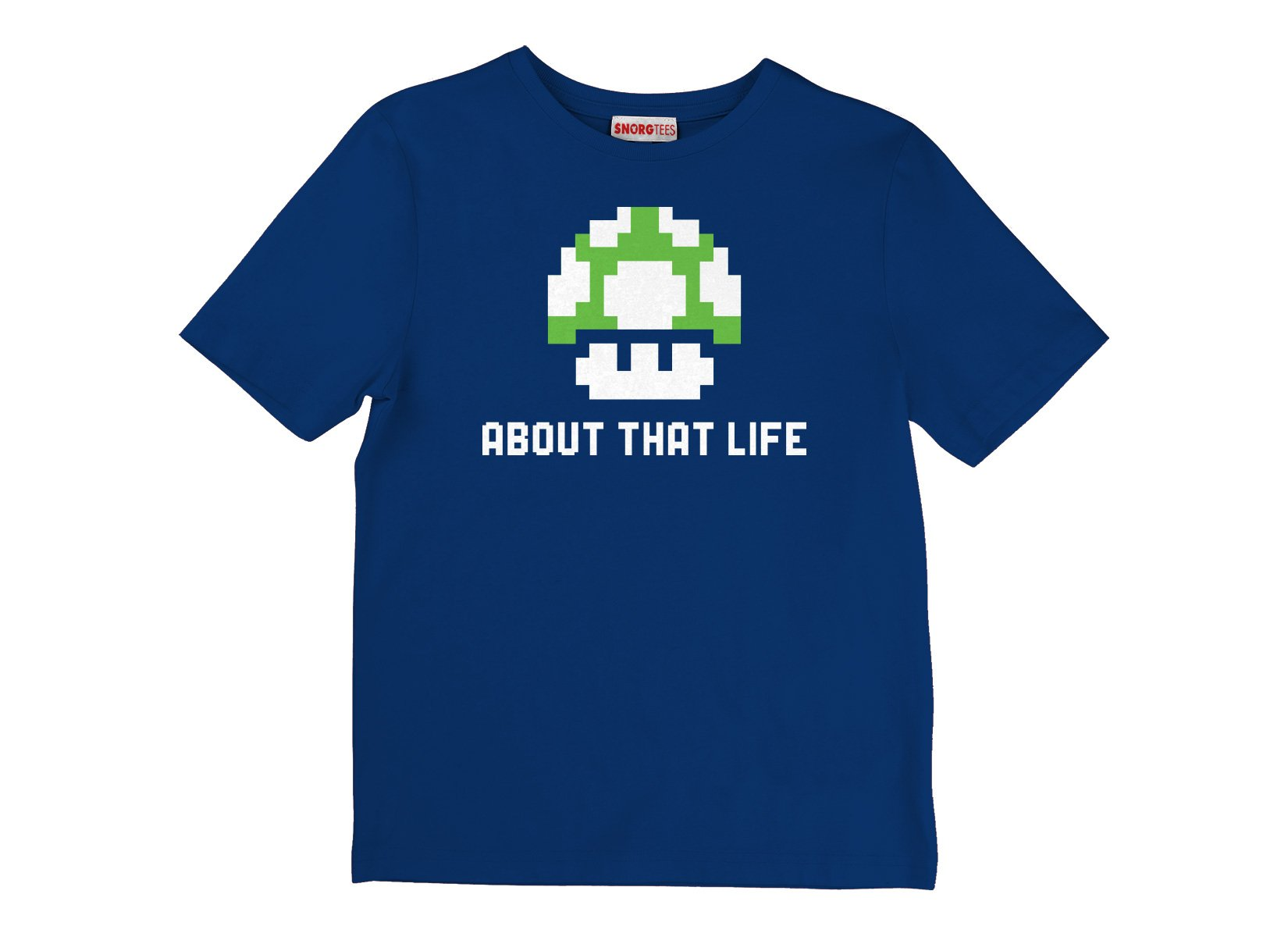About That Life on Kids T-Shirt