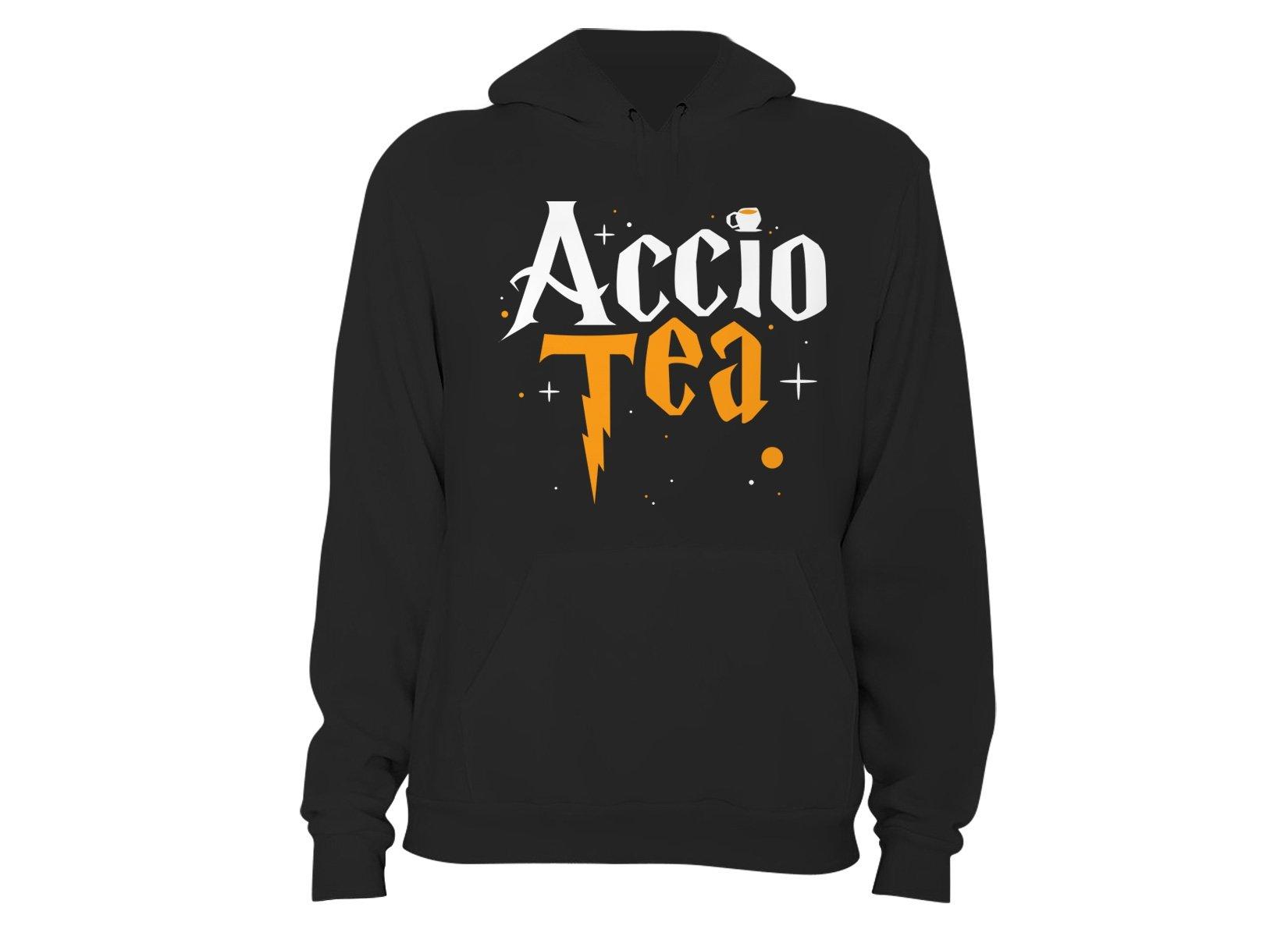 Accio Tea on Hoodie