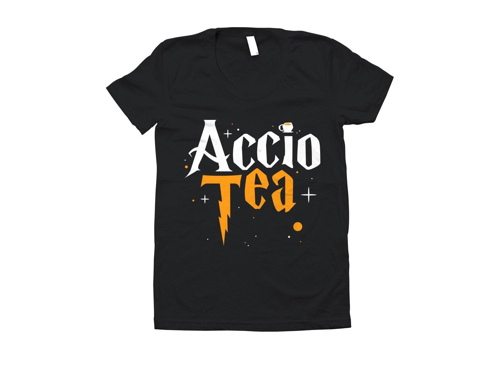 Accio Tea on Juniors T-Shirt