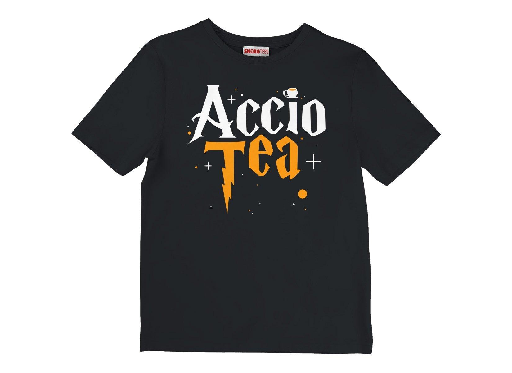 Accio Tea on Kids T-Shirt