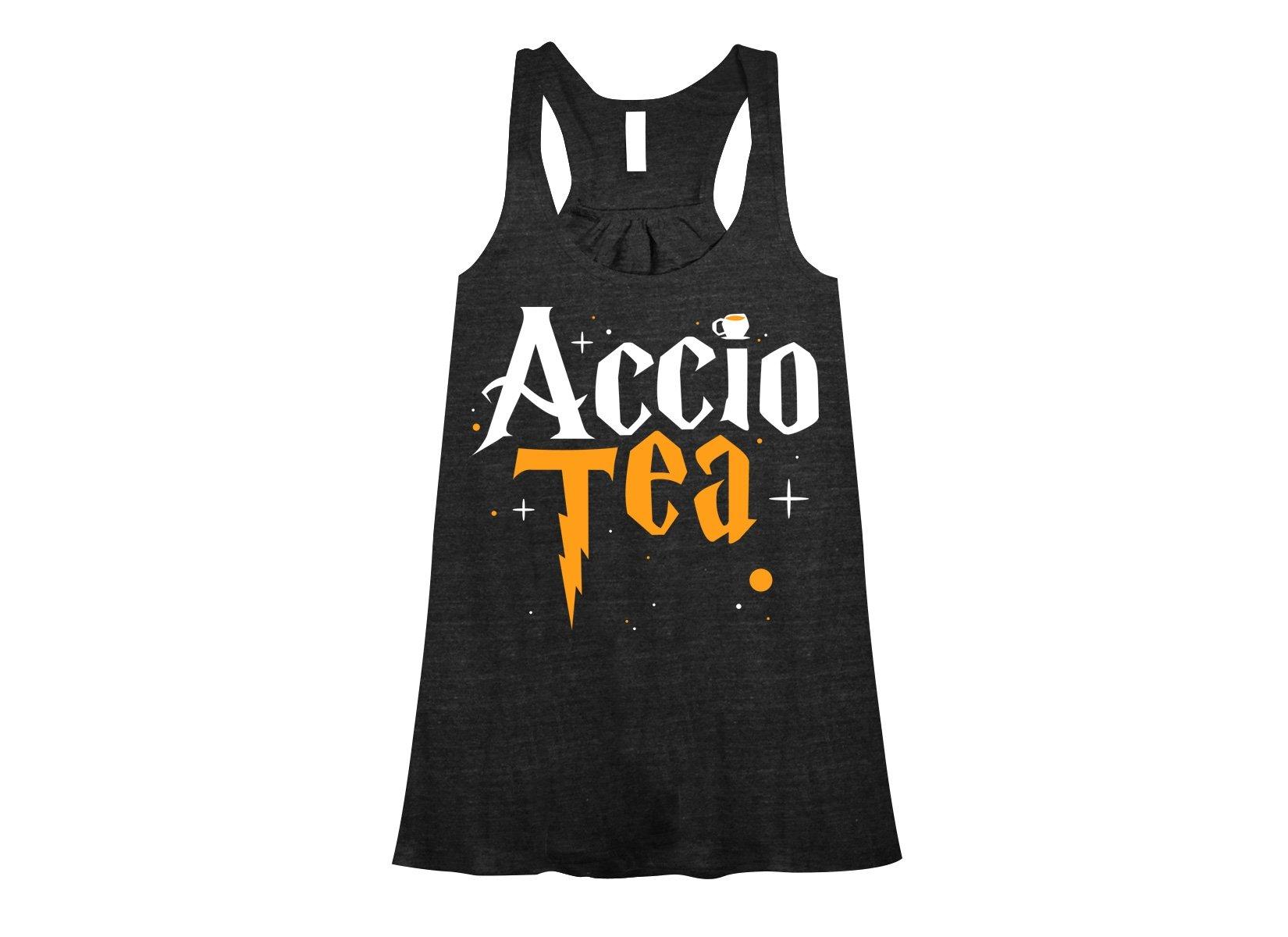 Accio Tea on Womens Tanks T-Shirt