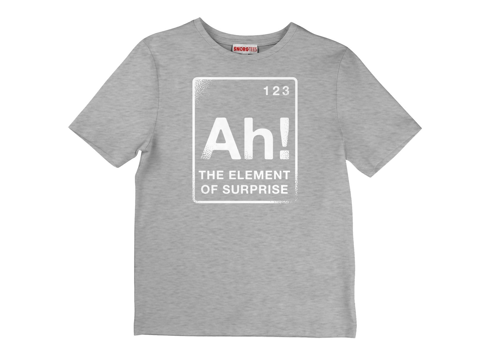 The Element Of Surprise on Kids T-Shirt