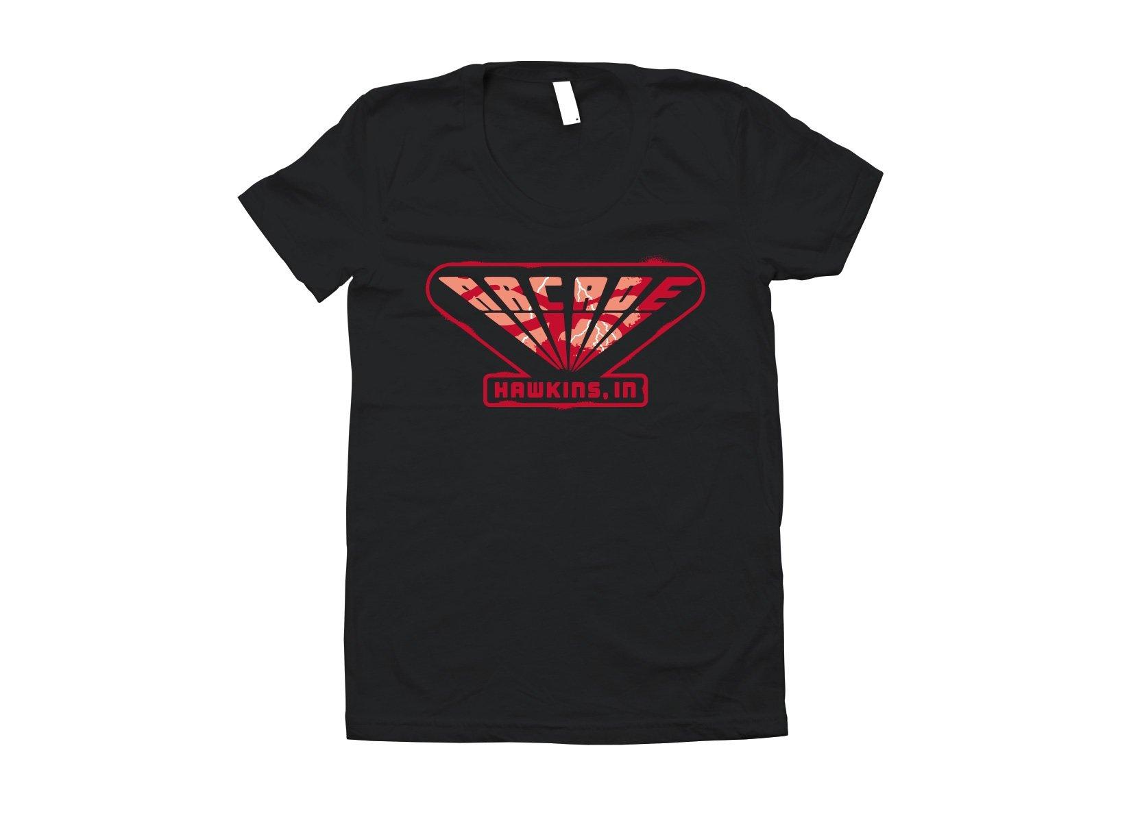 Arcade on Juniors T-Shirt