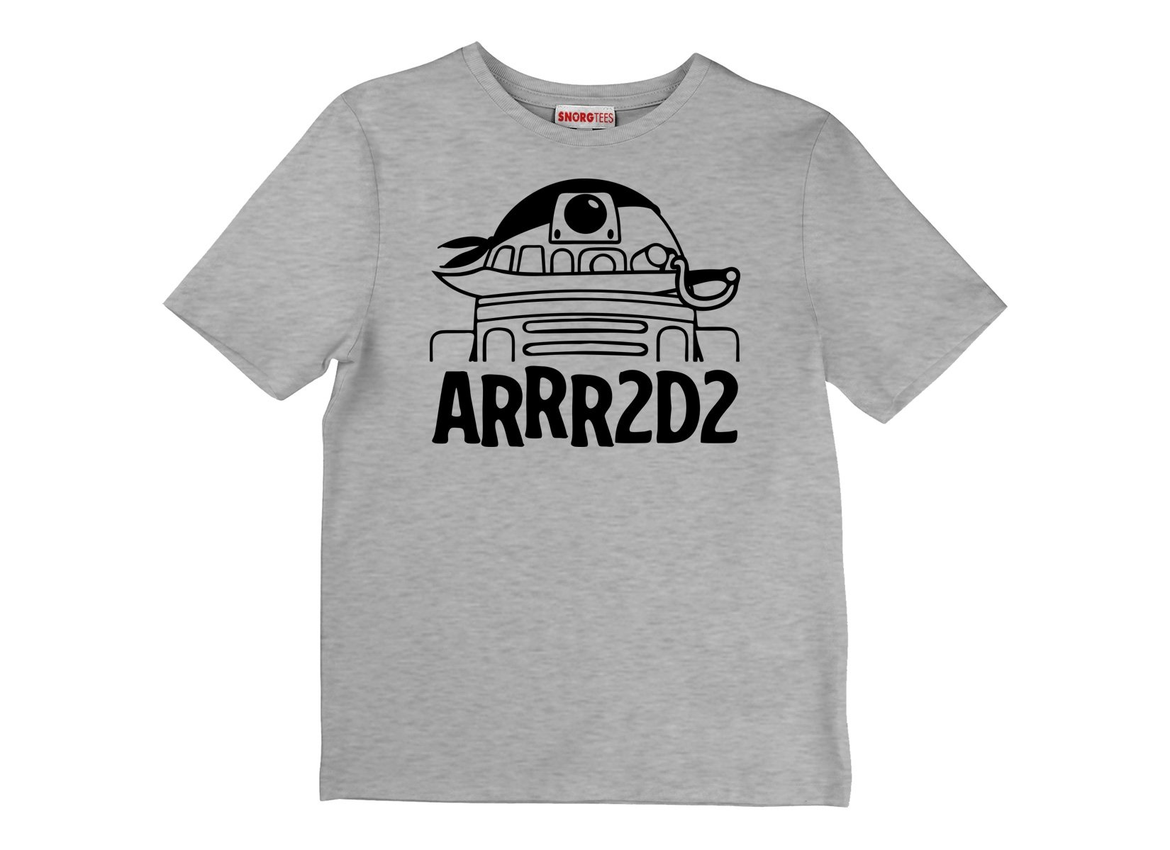 ARRR2D2 on Kids T-Shirt