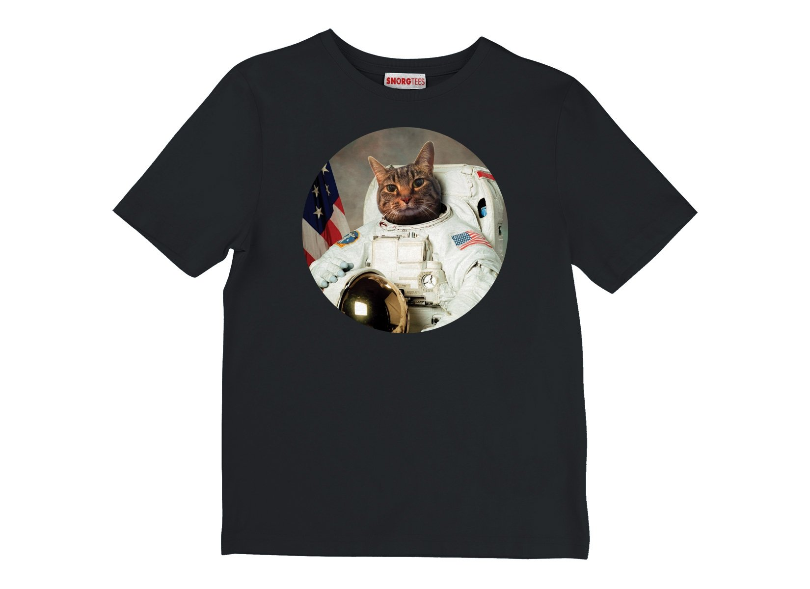 Astrocat on Kids T-Shirt