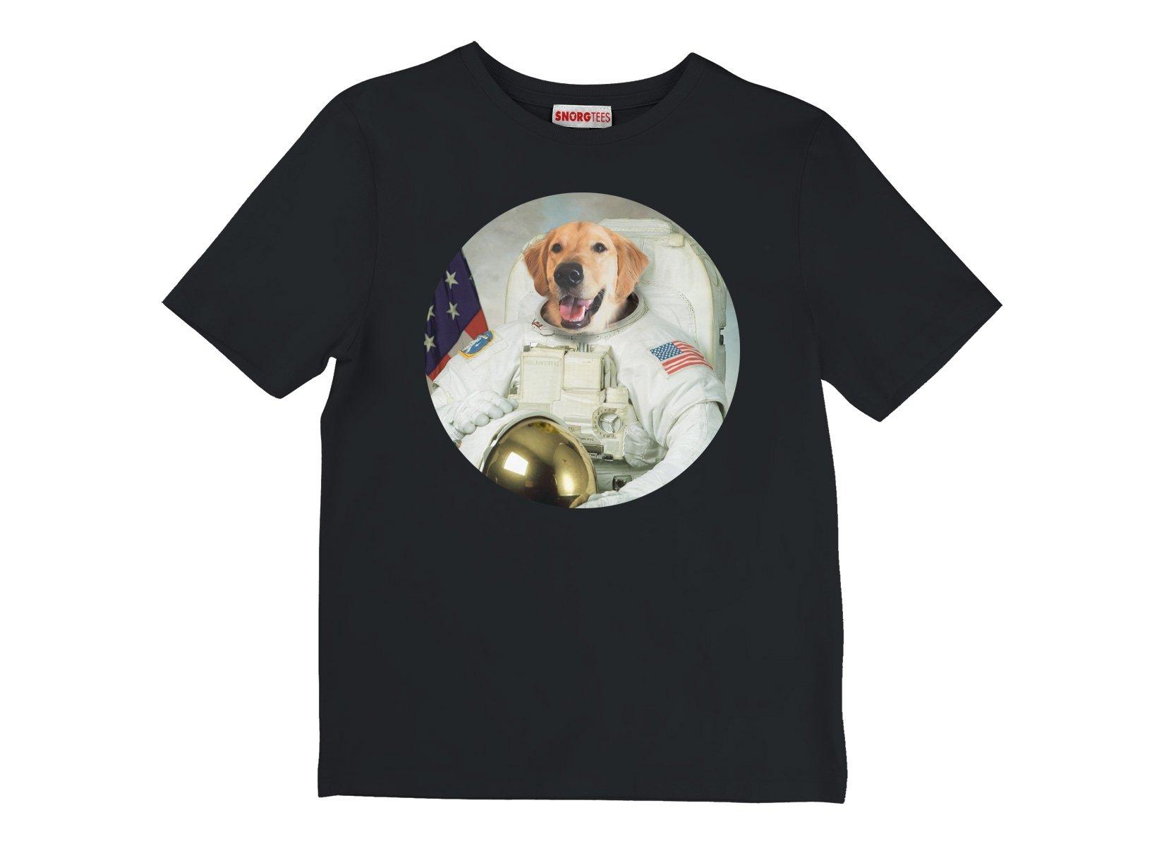 Astrodog on Kids T-Shirt