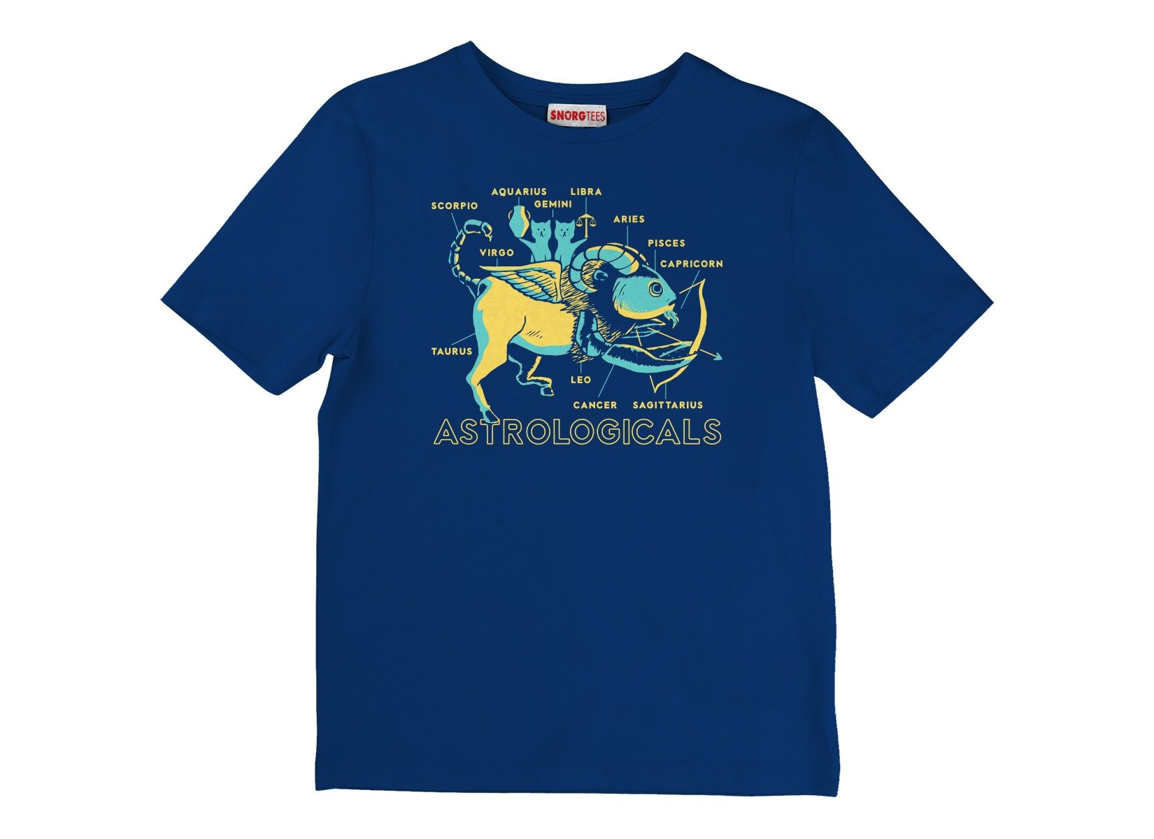 Astrologicals on Kids T-Shirt