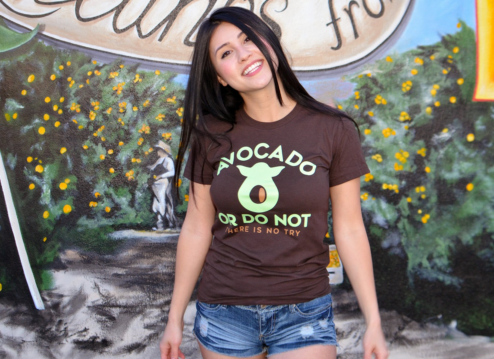 Avocado Or Do Not on Juniors T-Shirt