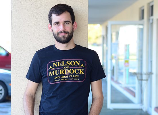 Nelson And Murdock on Mens T-Shirt