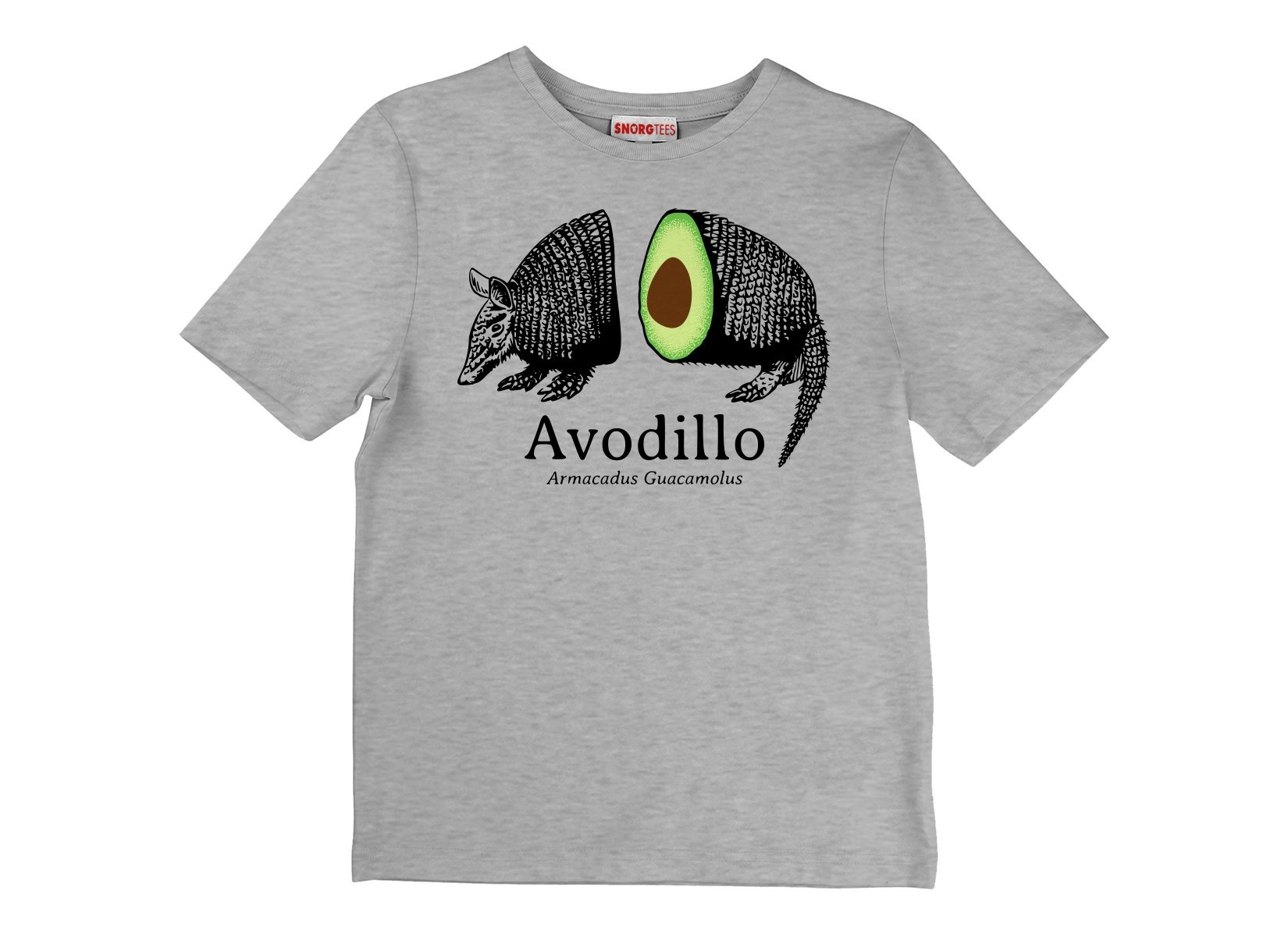 Avodillo on Kids T-Shirt