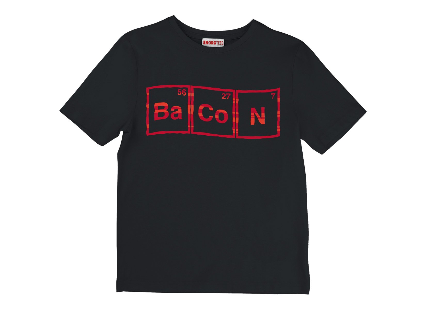Bacon Compound on Kids T-Shirt
