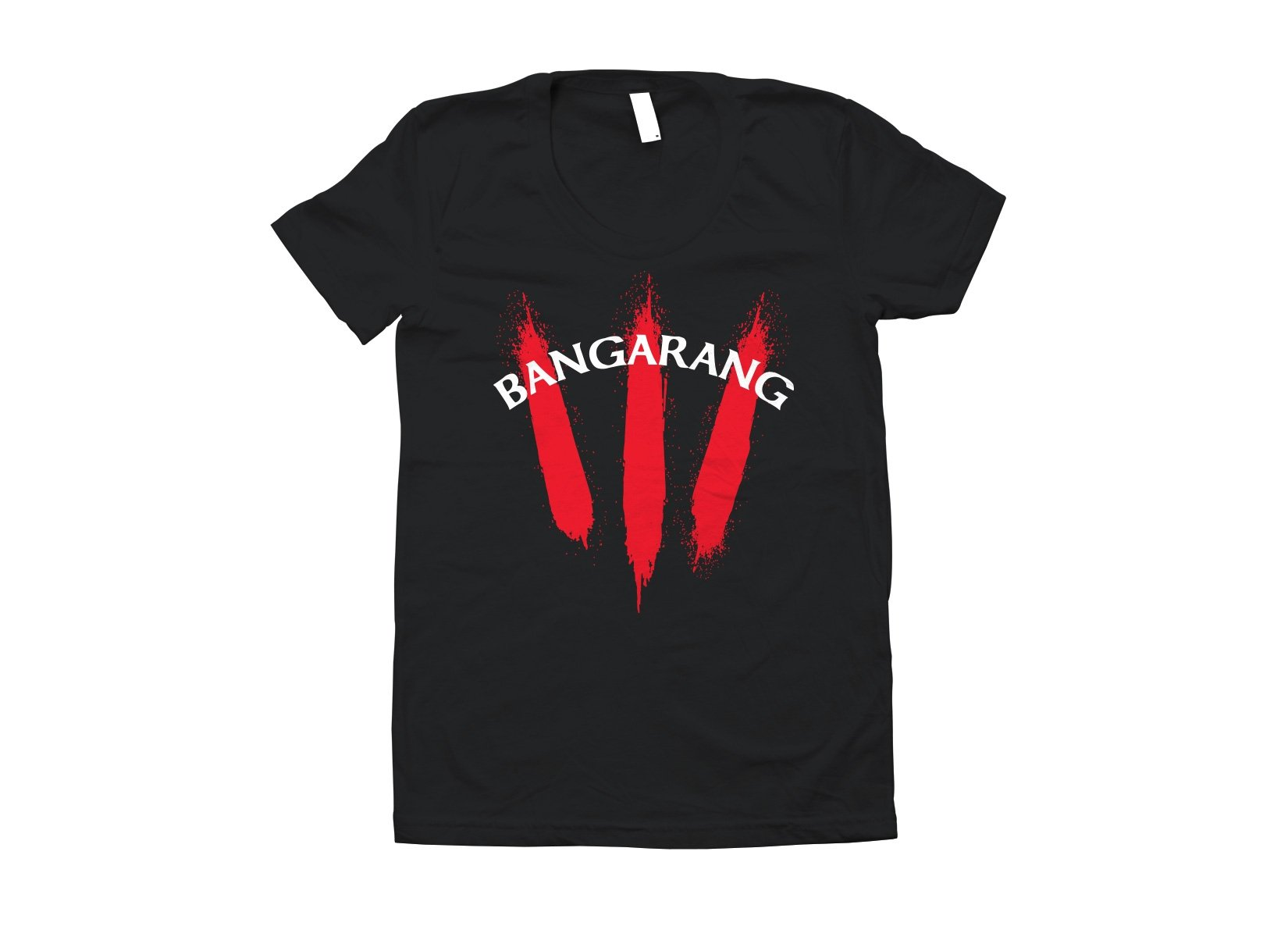Bangarang on Juniors T-Shirt
