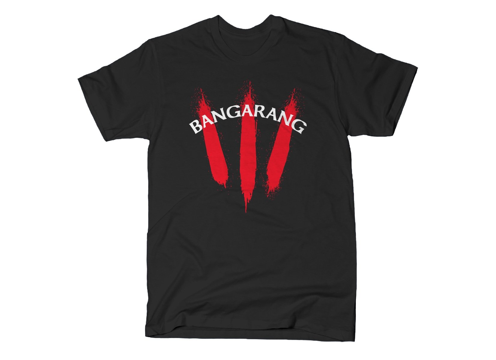 Bangarang on Mens T-Shirt