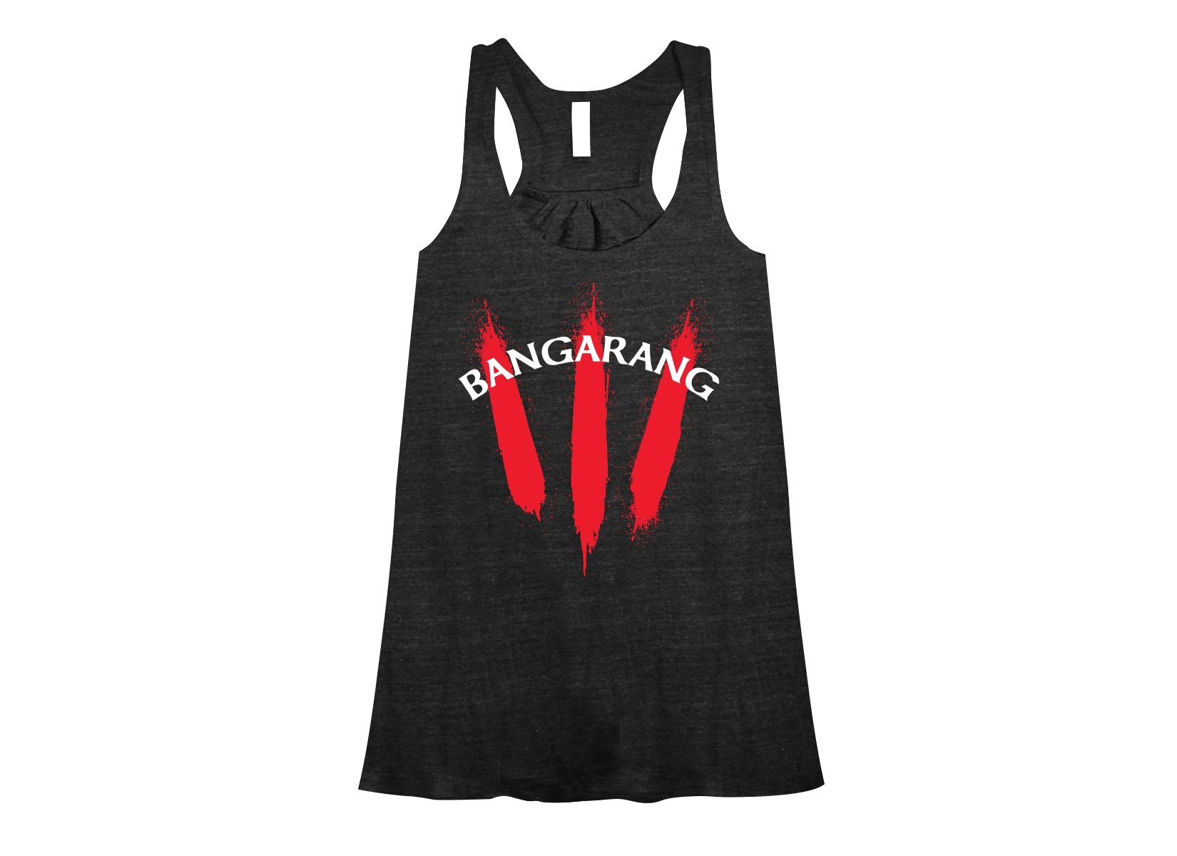 Bangarang on Womens Tanks T-Shirt
