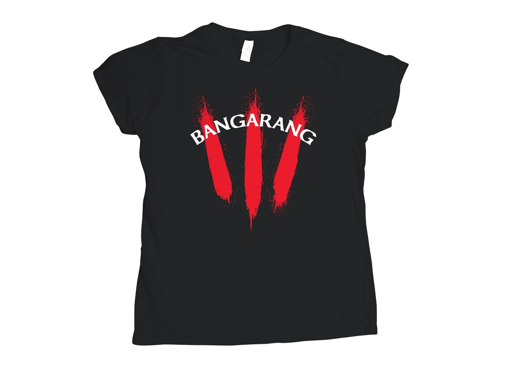 Bangarang on Womens T-Shirt