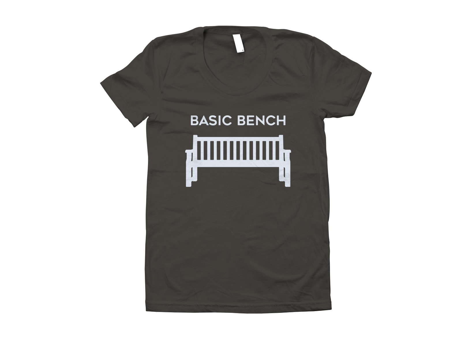 Basic Bench on Juniors T-Shirt