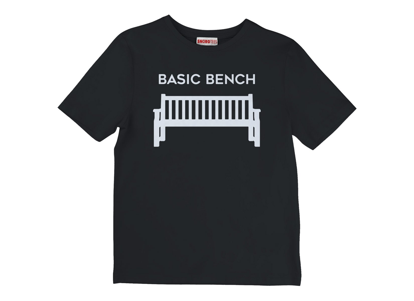 Basic Bench on Kids T-Shirt