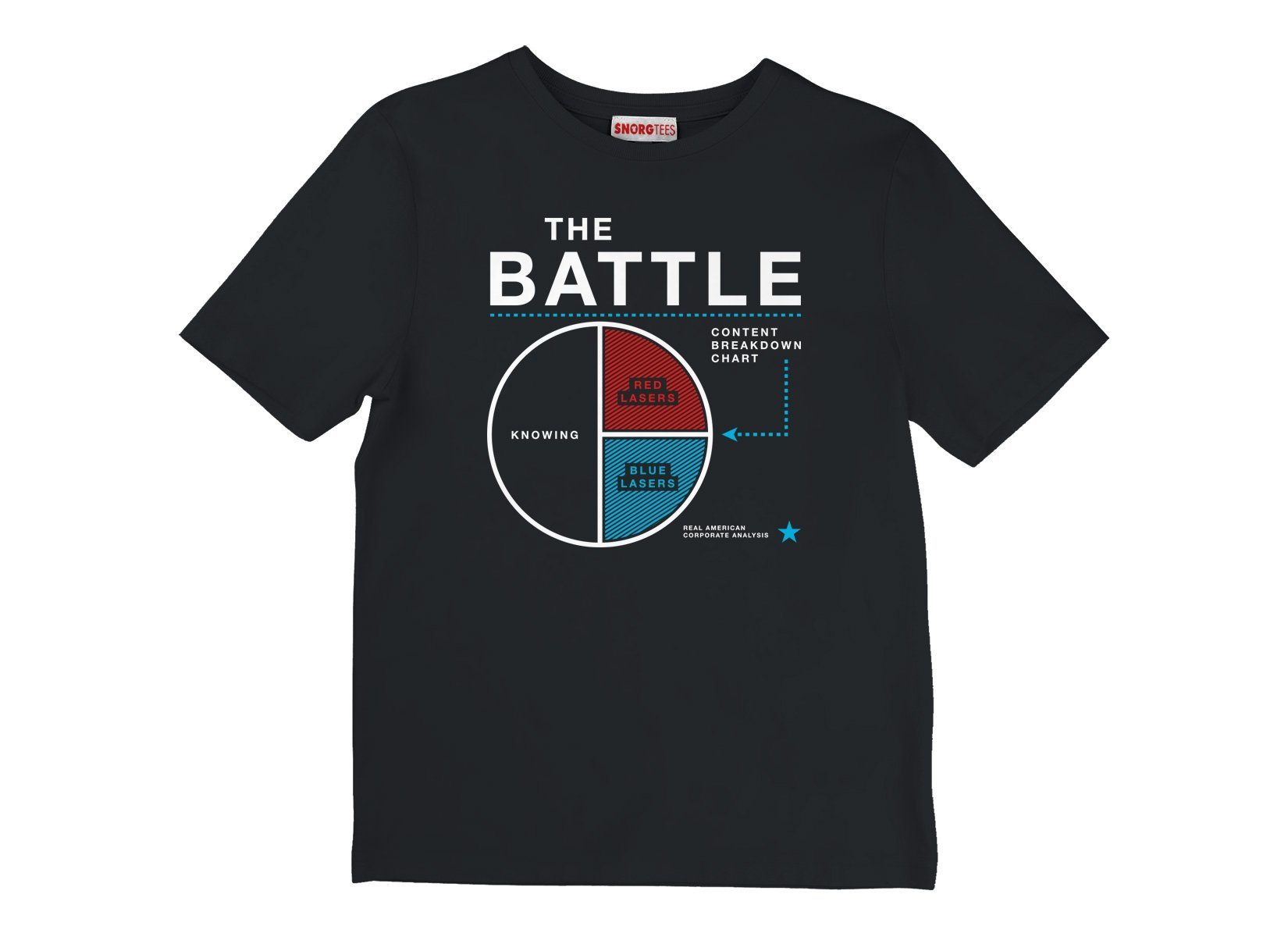 The Battle on Kids T-Shirt