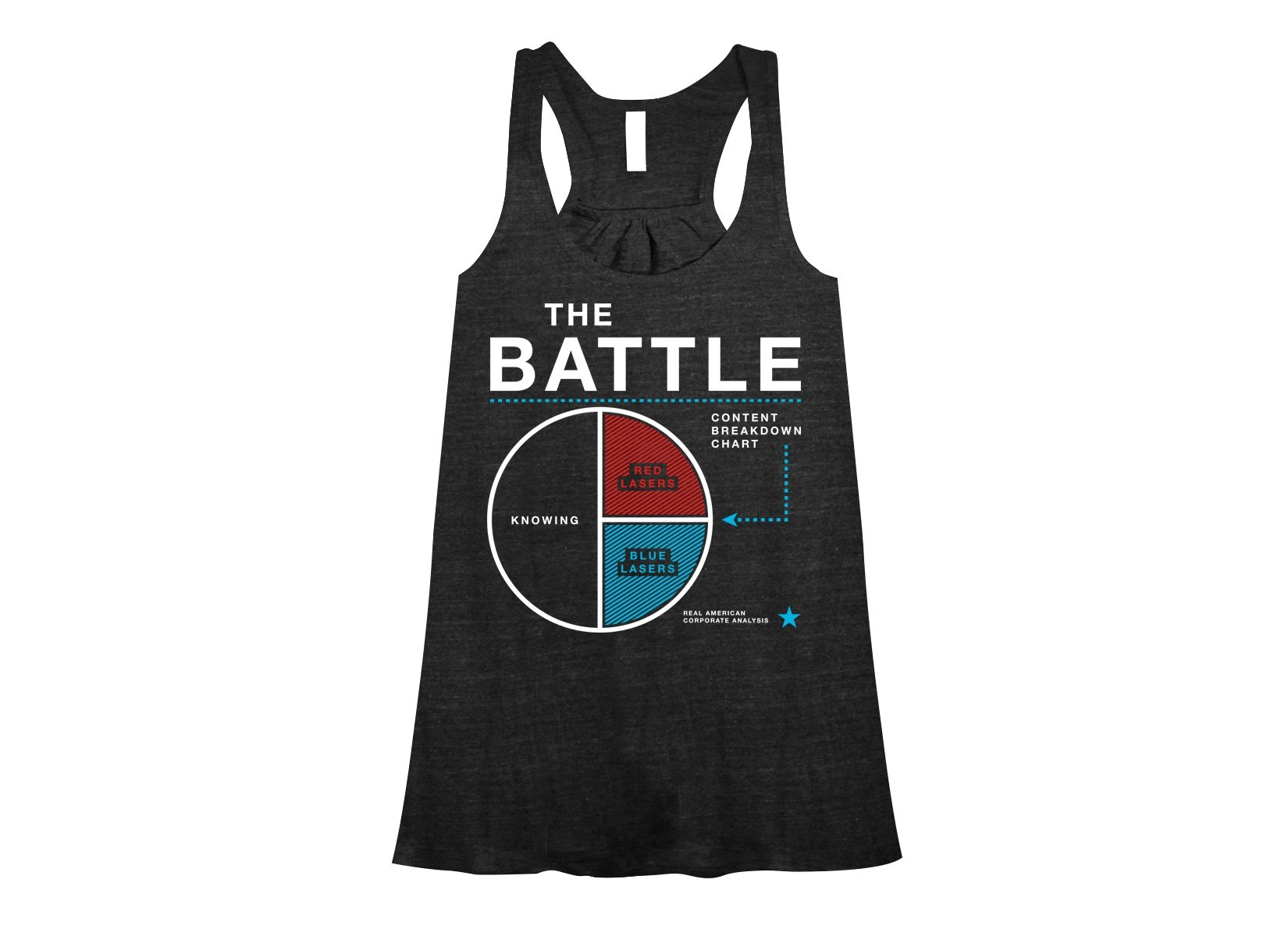 The Battle on Womens Tanks T-Shirt