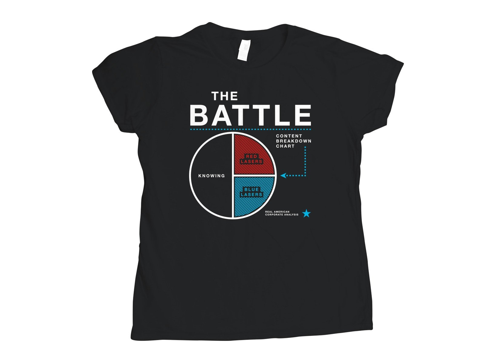The Battle on Womens T-Shirt