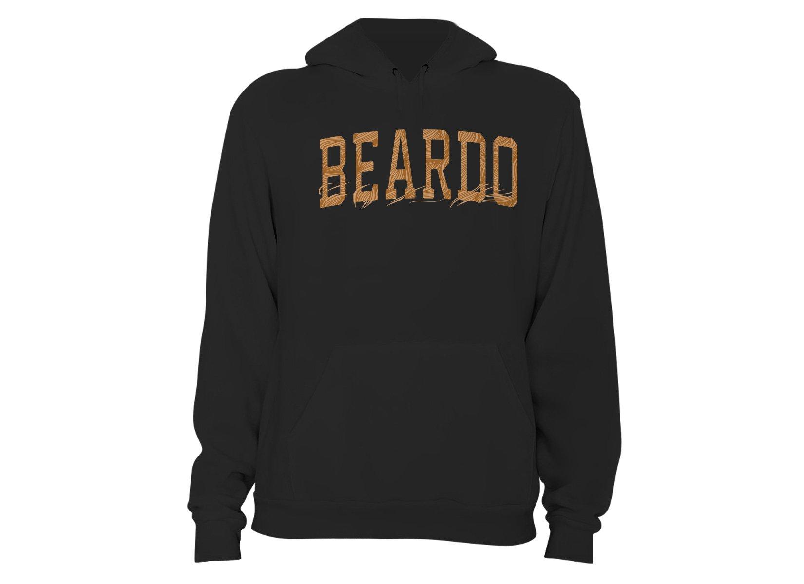 Beardo on Hoodie