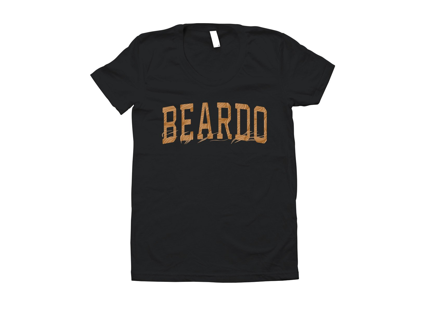 Beardo on Juniors T-Shirt
