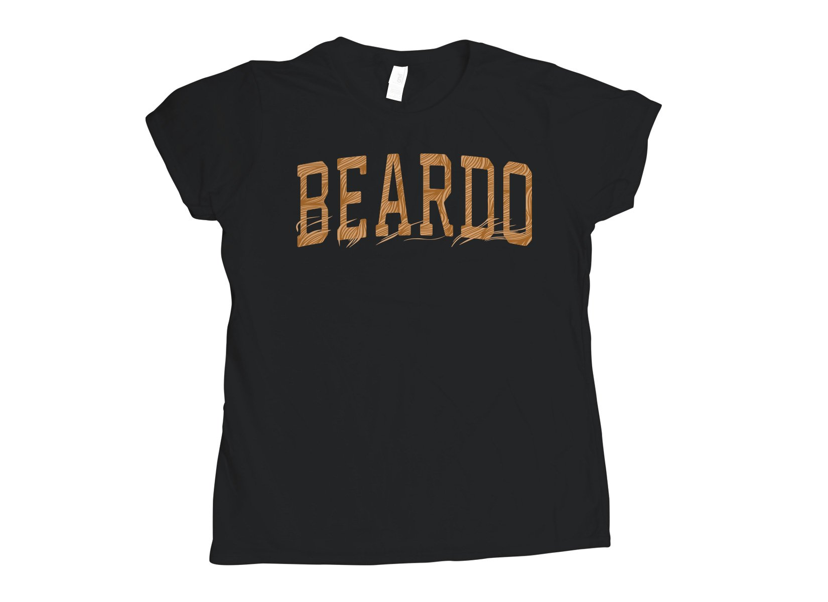 Beardo on Womens T-Shirt