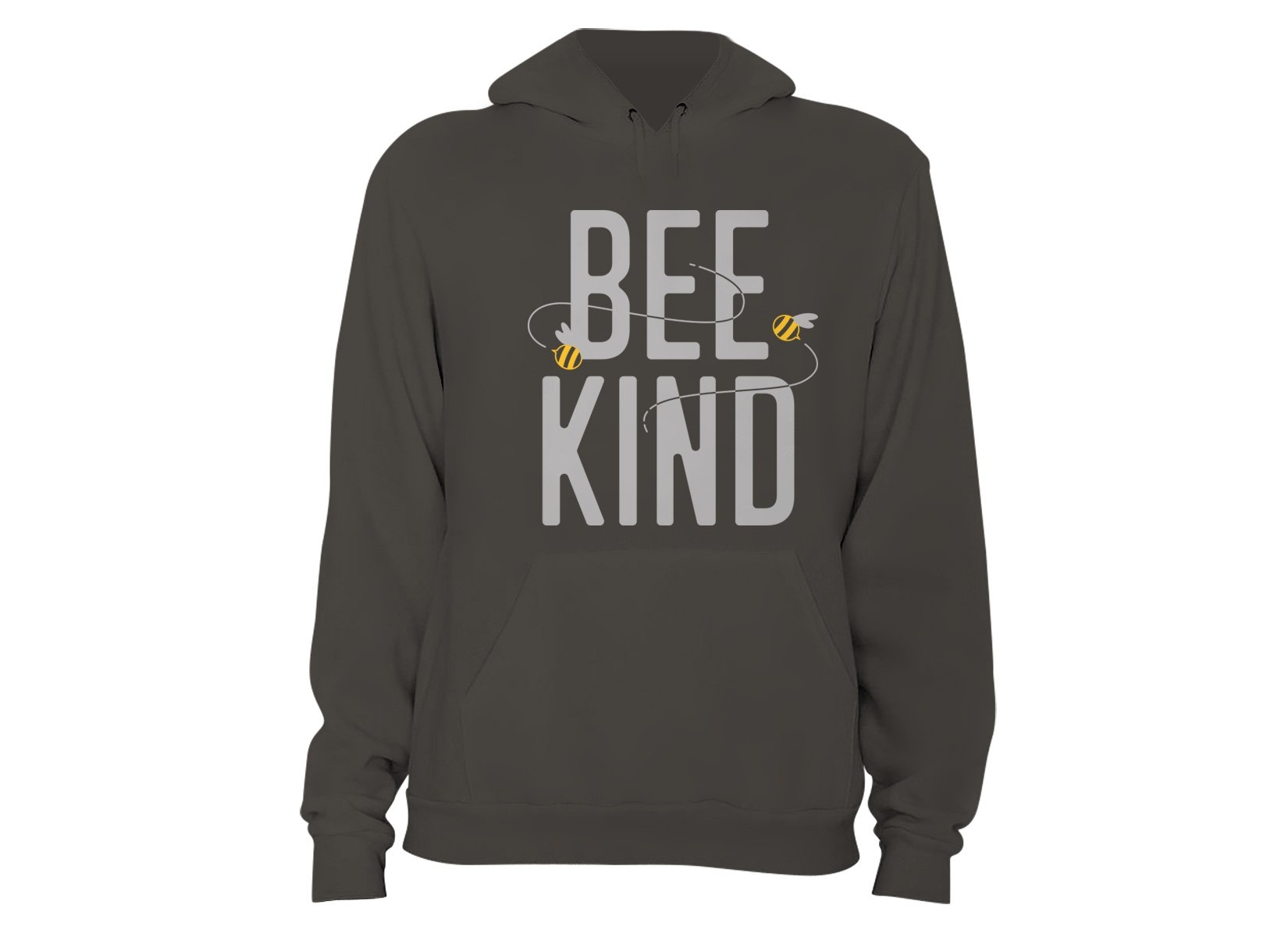 Bee Kind on Hoodie