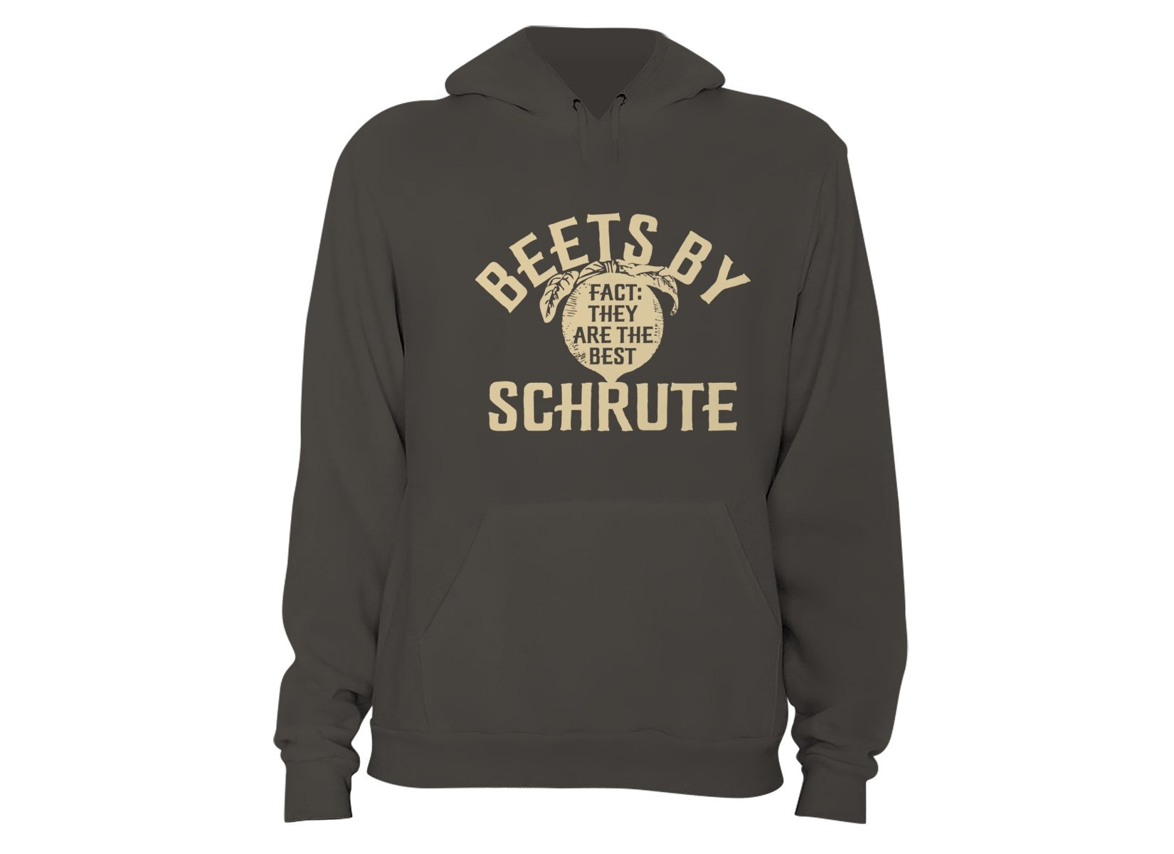 Beets By Schrute on Hoodie