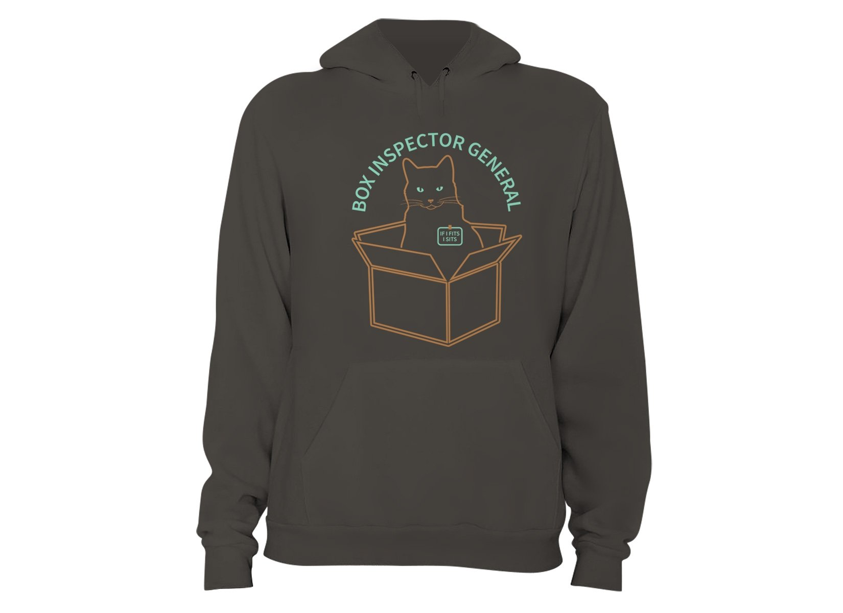 Box Inspector General on Hoodie