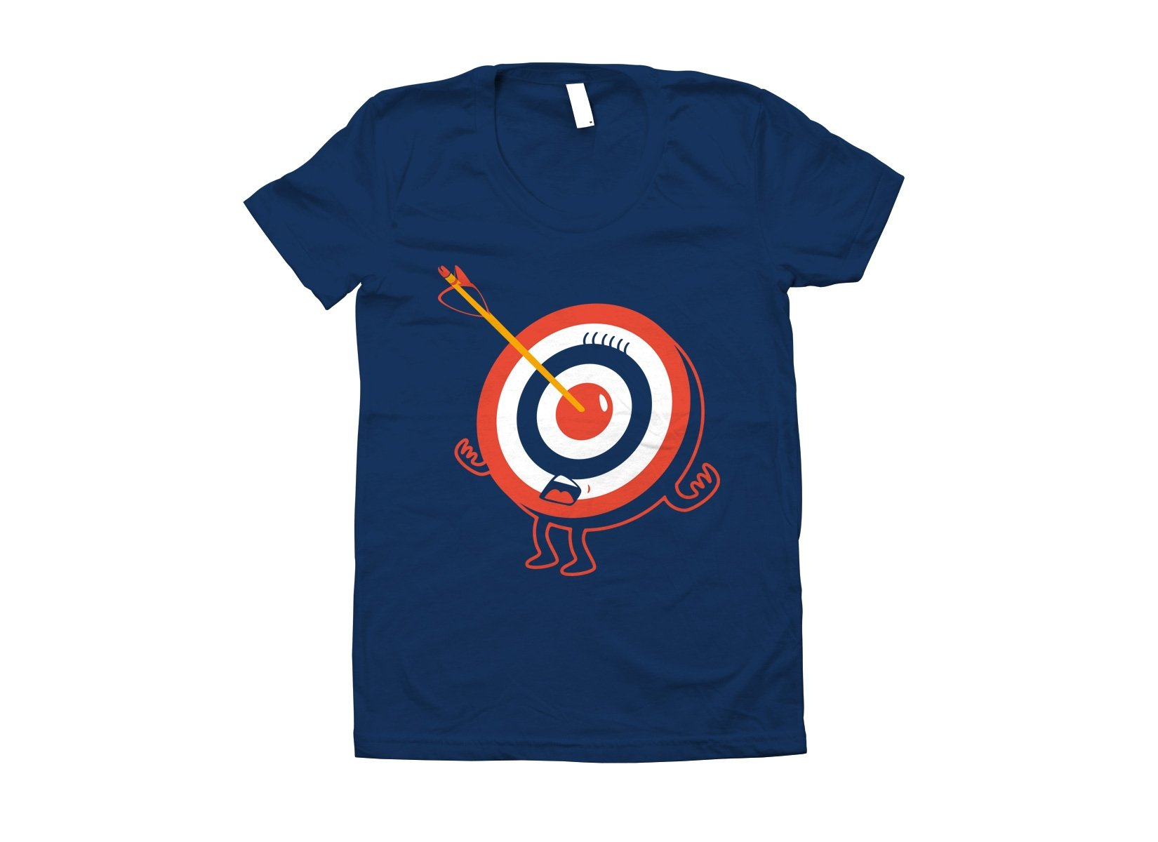 Bullseye on Juniors T-Shirt