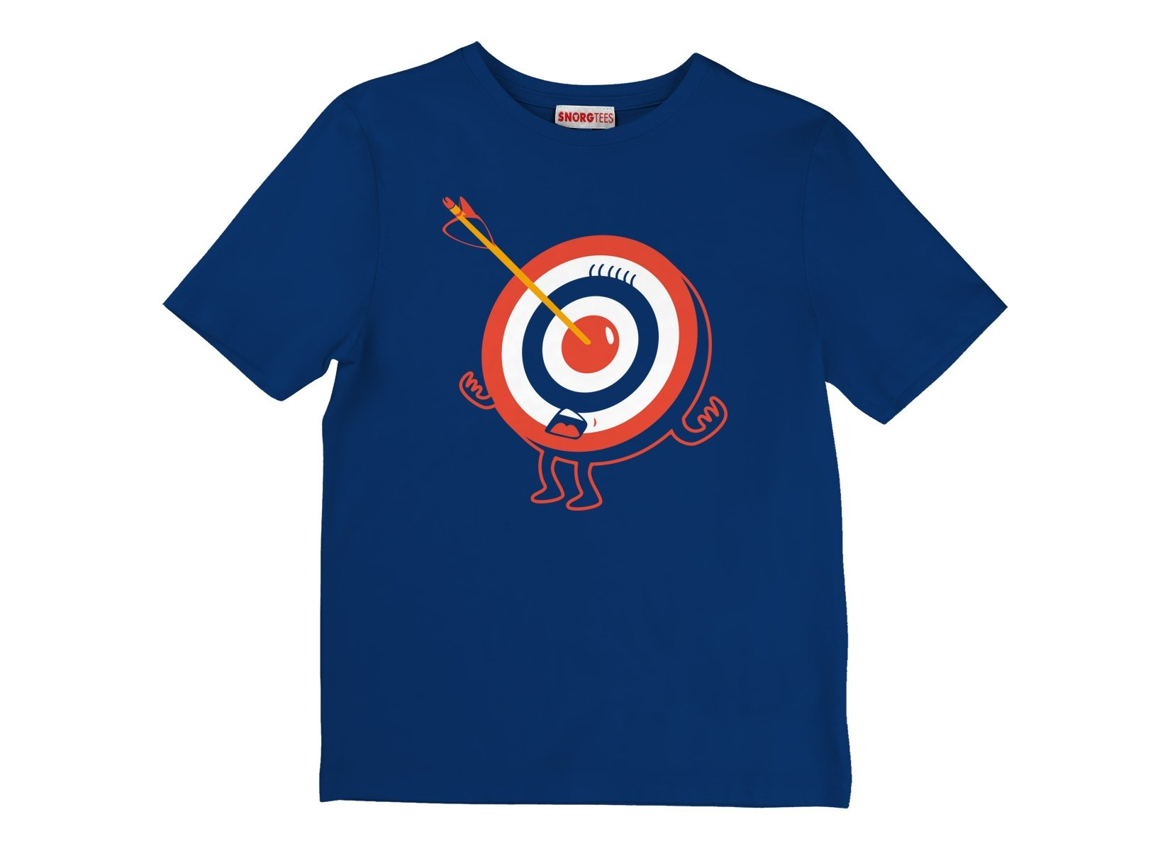 Bullseye on Kids T-Shirt