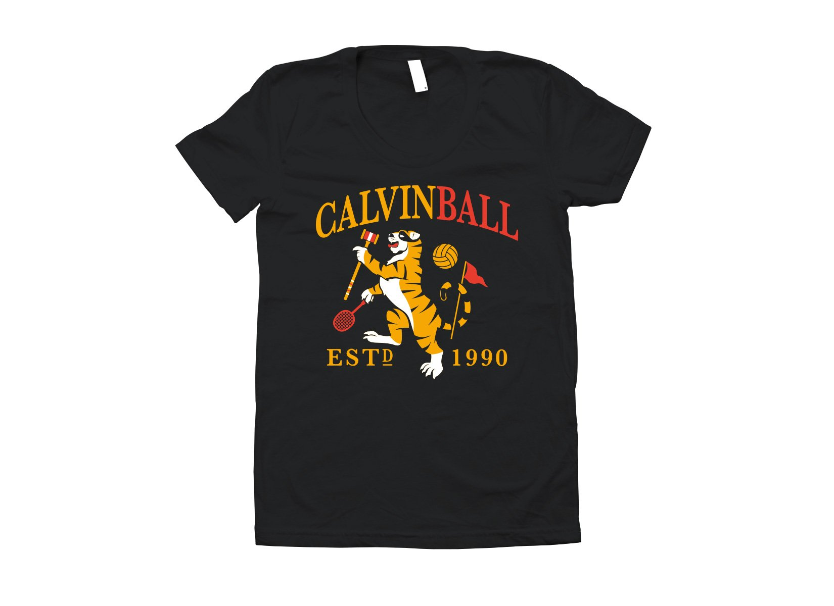 Calvinball on Juniors T-Shirt